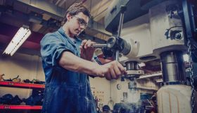 Industrial Machinery Mechanic
