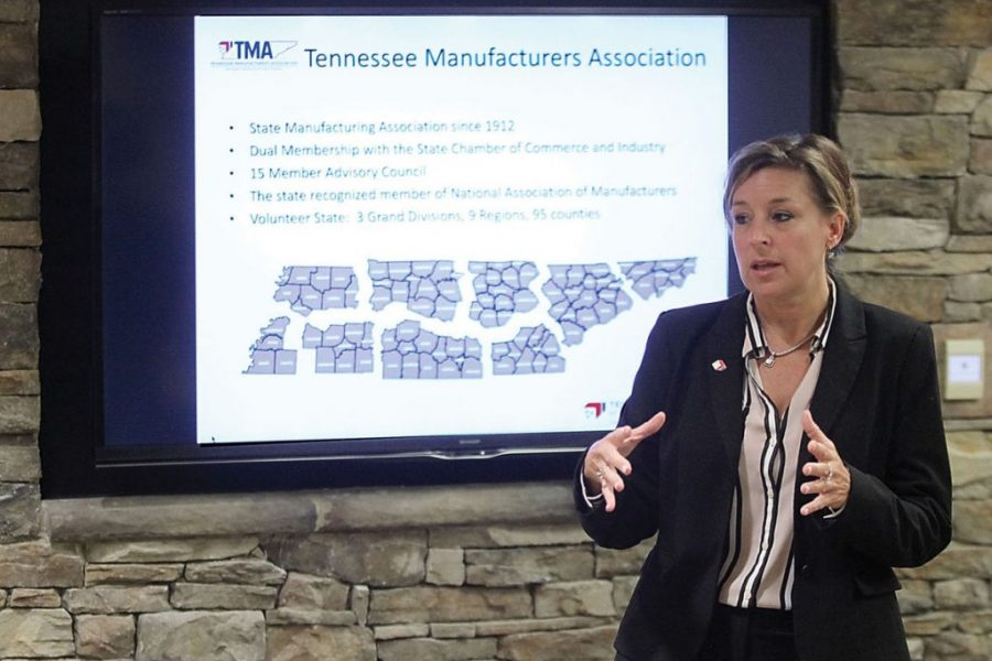 Filling Jobs Toughest Task for Tennessee Manufacturers
