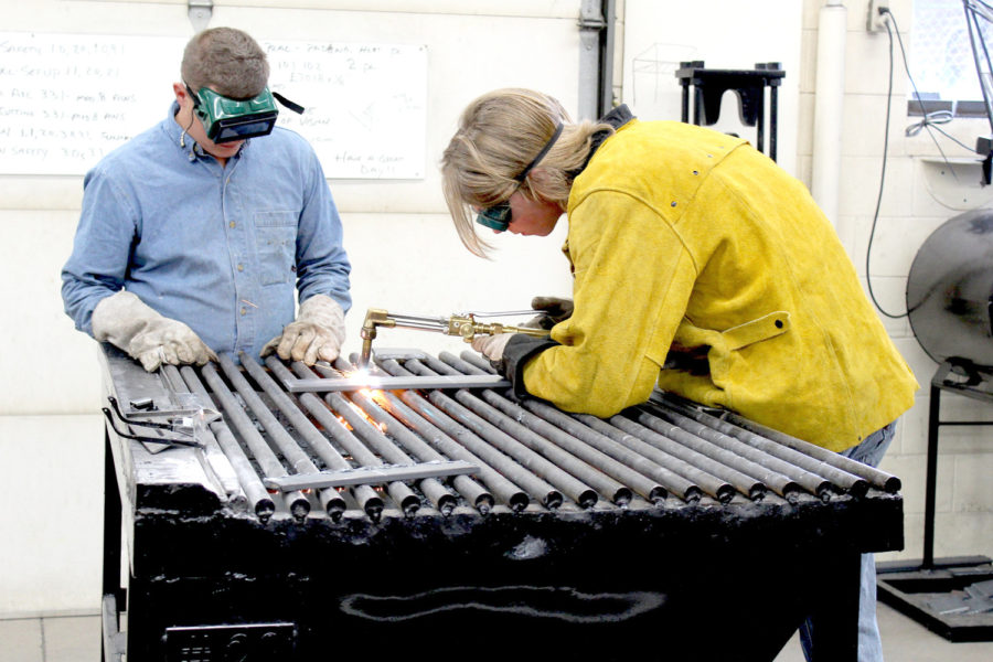 Students given first-hand look at 10 local manufacturing plants