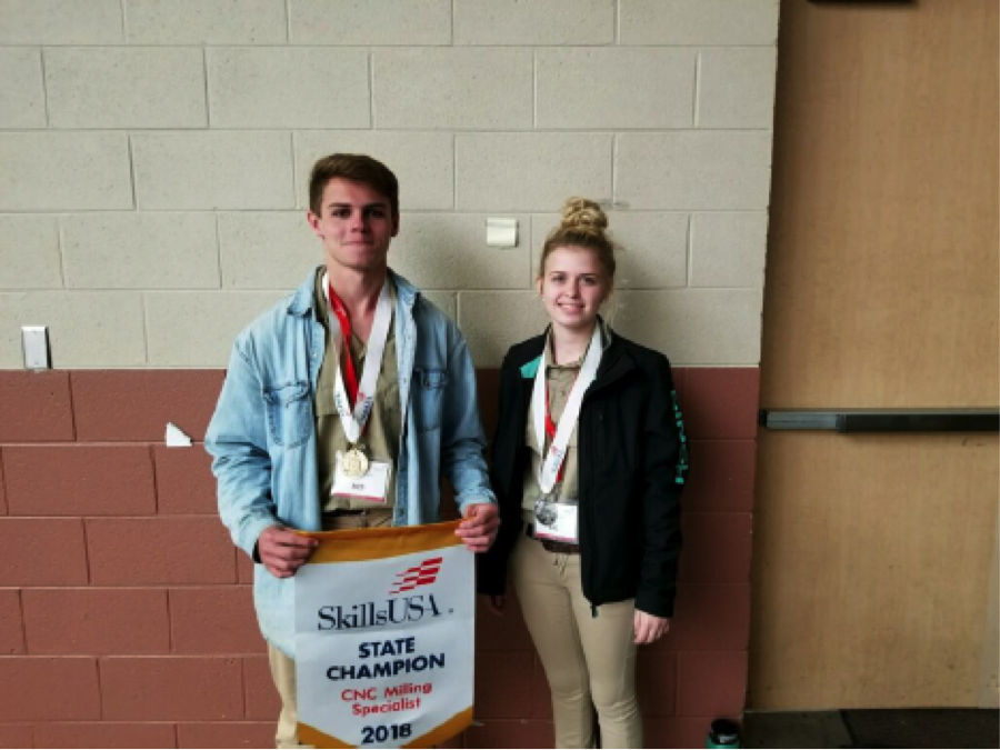 Bradley County High School Competes At SkillsUSA